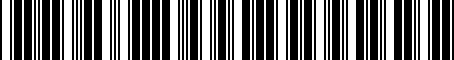 Barcode for PT73148140