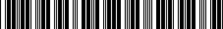 Barcode for PTS0233083